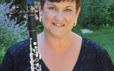 Diane Barger, Principal Clarinet